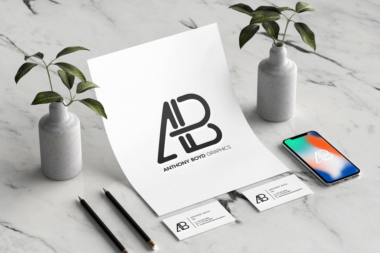 Création graphique image de marque