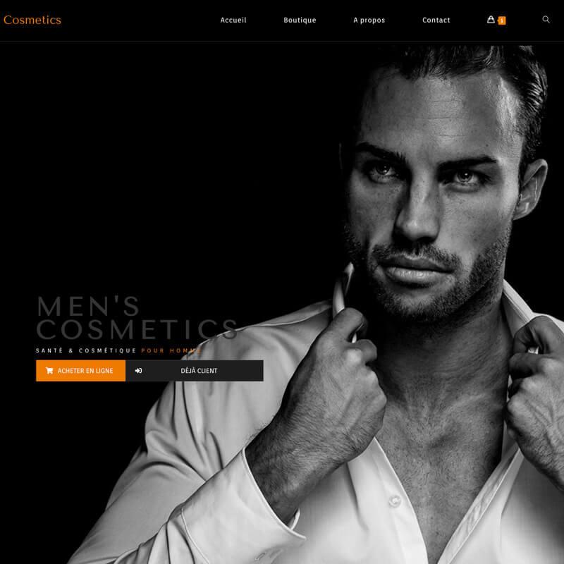 site-e-commerce-cosmetique-homme
